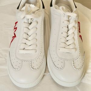 Isabel Marant Embroidered Arty Bryce Sneakers